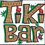 The Spot Tiki Bar Logo